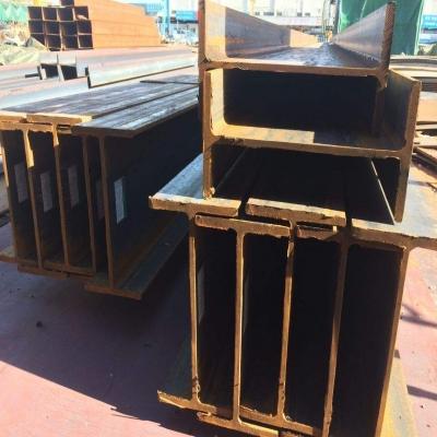 新会钢材批发介绍H型钢的十大长处